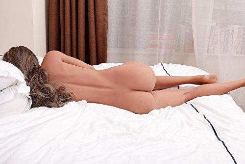 173CM Real Sex Doll Lebensechte Sexpuppe Liebespuppe TPE Love Doll 3 Öffnungen F Cup Sex Spielzeug für Männer - 6