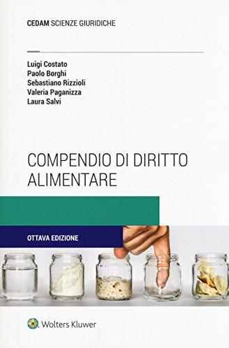 Compendio di diritto alimentare