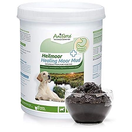 AniForte Heilmoor für Hunde 1,2kg – Verbessert die Kotbeschaffenheit, Verdauung, Immunsystem, Magen-Darm-Aktivität…