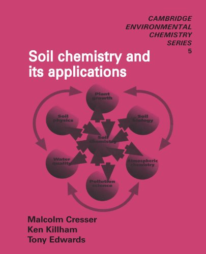 Soil Chemistry and its Applications (Cambridge Environmental Chemistry Series, Band 5) (Environmental Soil Chemistry)