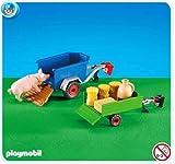 PLAYMOBIL 7439 - 2 Traktor-Anhänger
