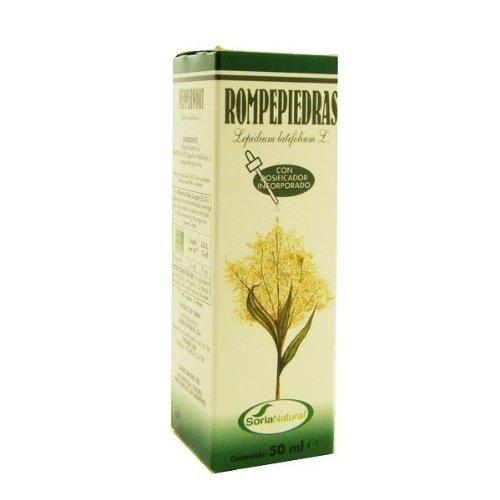 Soria Natural Extracto Rompepiedra Glicolico - 50 mililitros