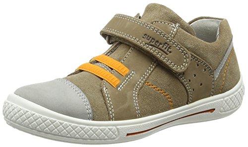 Superfit TENSY 608102 Unisex-Kinder Sneaker Beige (CAMEL 26)