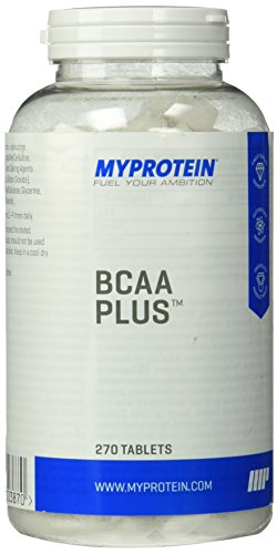 Myprotein BCAA Plus 270 Tabletten, 1er Pack (1 x 270 g)
