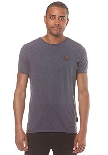 Naketano Herren T-Shirt blau L