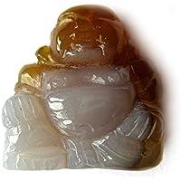 Buddha Achat grau braun 2 cm preisvergleich bei billige-tabletten.eu