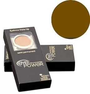 Maquillage sourcils semi permanent Irid brown Ellen-wille