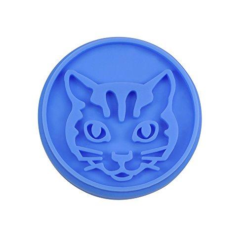 netproshop Backen Zubehör Plätzchen- und Keksstempel Auswahl, Auswahl:Katze -