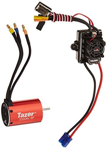 Dynamite S0600 Tazer 1/10 6-Pole 3300Kv Waterproof ESC/Motor Combo V2