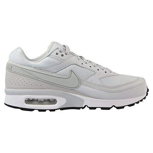 Nike Herren Air Max Bw Hellgrau (puro Platino / Puro Platino-bianco-nero)