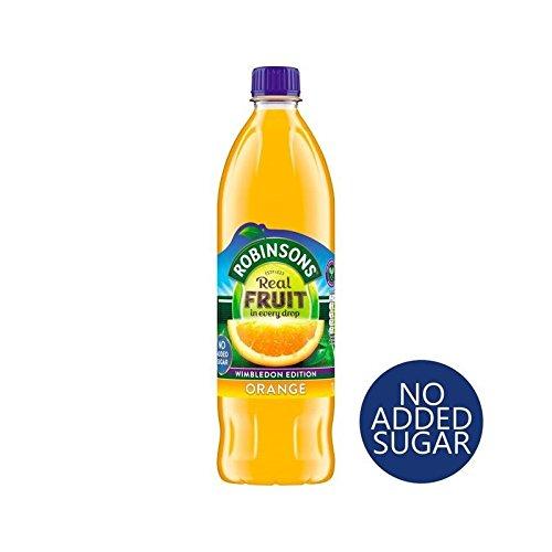 Robinsons Arancio Intero Senza Aggiunta Di Zucchero 1L (Confezione da 2)