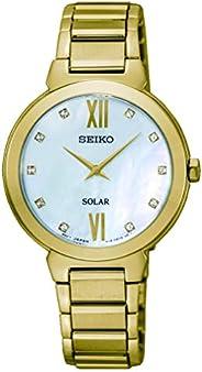 ساعة سيكو النسائية الشمسية كوارتس