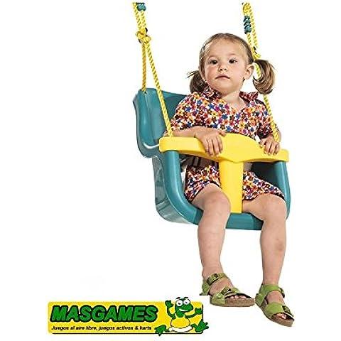 Asiento bebé MASGAMES para columpios