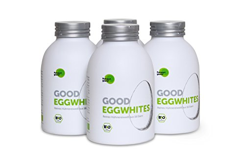 Good Eggwhites 4 x 483 ml (Bio Eiklar) aus