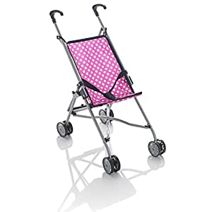 Molly Dolly My First Bambolina Doll & Stroller Set