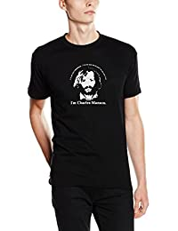 Shirtzshop T Shirt I'M Not Your Executioner I'M Not Your Devil And I'M Not Your God I'M Charles Manson