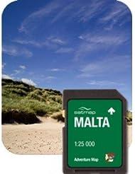 Satmap MapKarte: Malta (ADV 1:25k)