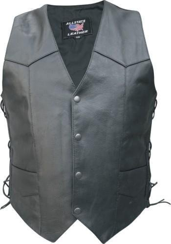 mens-motorcycle-leather-vest-w-side-laces-by-allstate-leather
