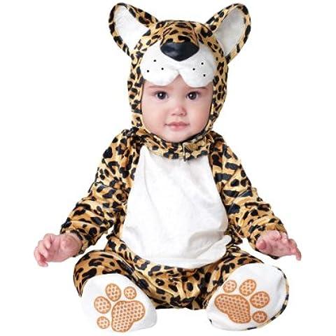 Costume leopardo per bebè - Premium 0 à 6 mois