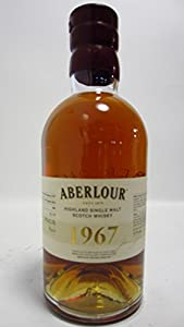 Aberlour - Single Cask #480 - 1967 40 year old Whisky from Aberlour