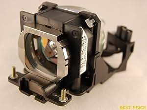 Sanyo POA-LMP94 Premium-Ersatzlampe mit Kfig fr PLV-Z4 / PLV-Z5 / PLV-Z5BK
