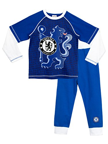 Chelsea F.C. Chelsea Boys Chelsea Pyjamas Age 9 to 10 Years