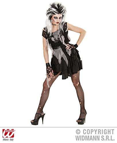 WIDMANN Damen Zombie Punk-Kostüm, Größe XL (44-20), Halloween-Kostüm (Punk Halloween-kostüme Ideen)