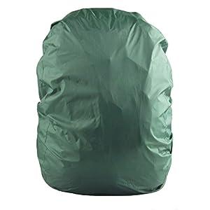 41aVi7GFbKL. SS300  - WINOMO Waterproof Backpack Rain Cover (Green)