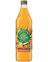Robinsons Fruit Creations Zesty Orange & Mango, 1 L