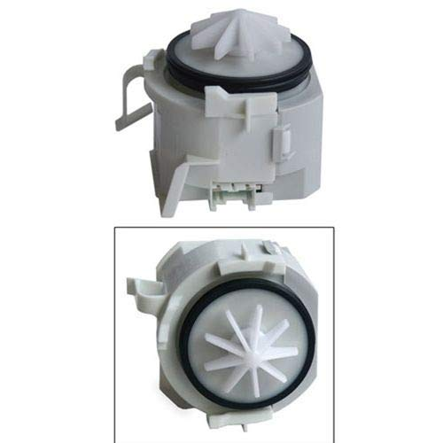 Bosch/Siemens 00611332 Entleerungspumpe Abmessungen 7 x 8 x 7cm