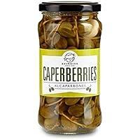 Brindisa Caperberries 180G (Paquet de 6)