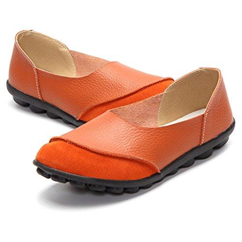 Hishoes - Low-top Donna Orange