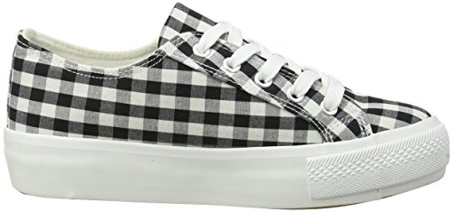 New Look Damen Match Sneaker Mehrfarbig