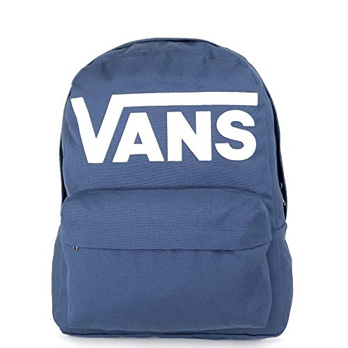 VANS Old Skool Backpack- Dress Blues/White VN0A3I6R5S21
