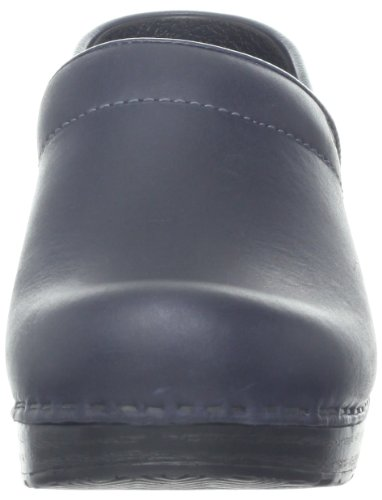 Dansko Professional Leder Pantoletten Schuhe Blueberry