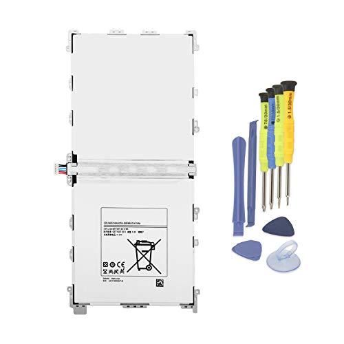 K KYUER 9500mAh T9500E Tablet Akku für Samsung Galaxy Note Pro 12.2 inch SM-P900 SM-P901 SM-P902 P905 P905M P905V(LTE,3G&WiFi) P907 P907A SM-P9000 P9010 T900 T901 T905 T9500C GH43-03980A with Tools