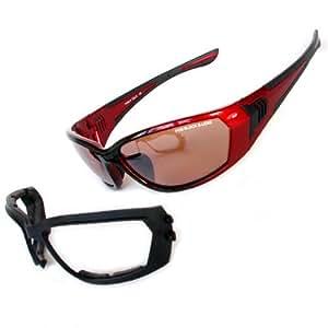 beschlagfreie sportbrille skibrille sonnenbrille mit polster sport freizeit. Black Bedroom Furniture Sets. Home Design Ideas