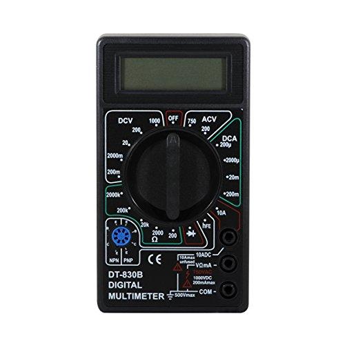 QUMOX Digital Multimeter Volt Amperemeter DT830B Ohmmeter Volt AC DC Tester Meter LCD