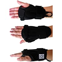 GWELL Adult Protective Wrist Pads Guard Support for Skiing and Roller Skating