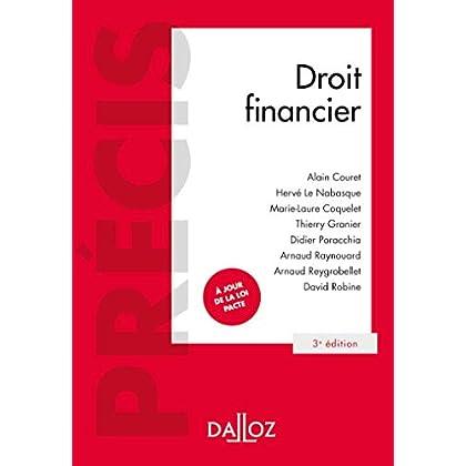 Droit financier - 3e éd.
