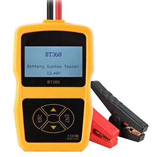 GST&GST Batterietester Akkutester Batterieprüfergerät Für Akku AAA, AA, NI-MH, 18650, Lithiumbatterie, C, D, 1,5V Bis 9V, N- Und Knopfzellen