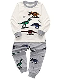 POLP Niño Invierno Unisex Ropa Conjuntos Tops Camiseta Manga Larga para Bebés Infantil Niñas Conjunto de