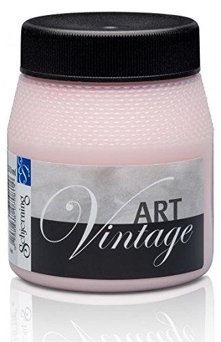 Preisvergleich Produktbild Art Vintage antikrose Kreidefarbe 250ml
