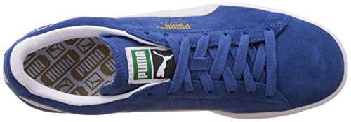 Puma Classic, Baskets Basses Homme Blau (olympian blue-white 64)