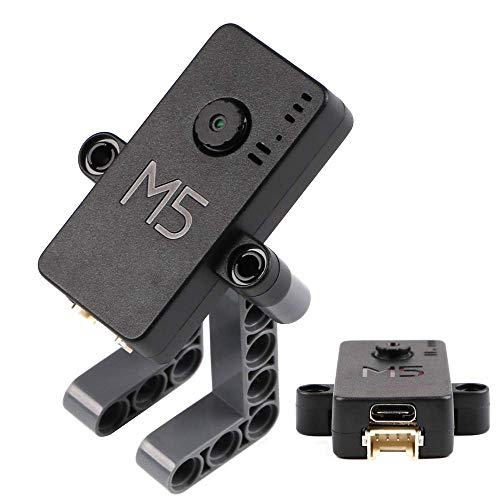 DollaTek M5 Offizielle ESP32 WROVER mit PSRAM-Kamera-Modul OV2640 Typ-C Grove Port Mini-Kamera Development Board Building Brick Mini-board-kamera