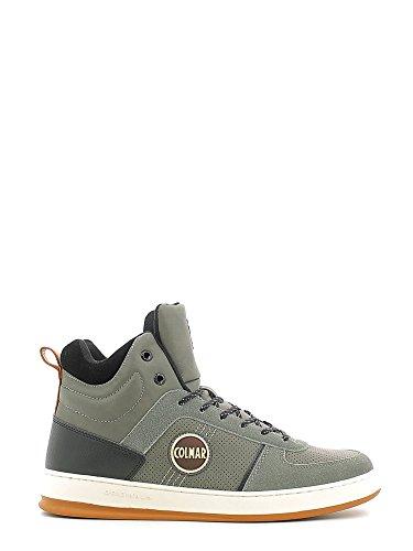 Colmar RENTON DRILL Sneakers Uomo Ecopelle Mid Grey Mid Grey 44