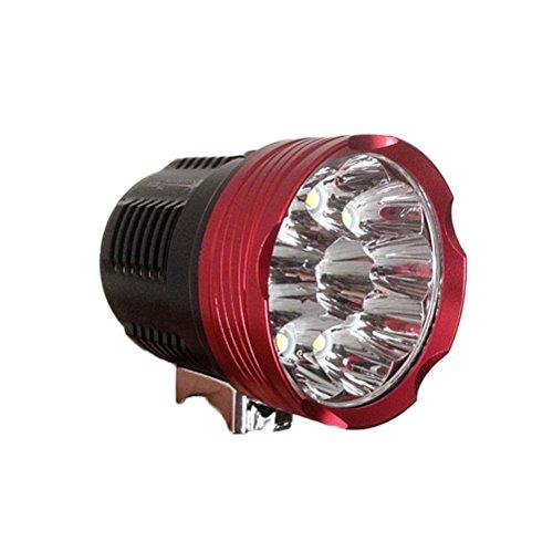 PPSAERTE® Elektro-Fahrrad Scheinwerfer super helle LED