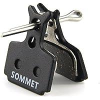SOMMET Pastillas Freno Disco Semi-metálico para FORMULA MEGA THE ONE R1 RX RO C1 T1 ZSP09-1