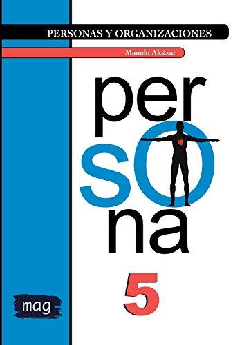 Persona: A todo color: Volume 5 (PERSONAS Y ORGANIZACIONES)