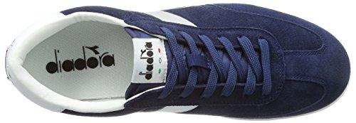 Diadora Field Chaussures Sport Pour Homme Et Femme Bleu